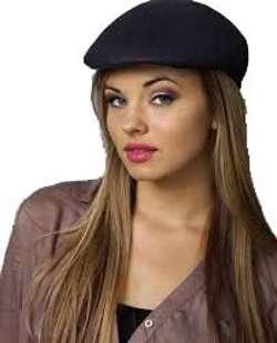 تصویر برای دسته کلاه کپ  ایتالیایی زنانه