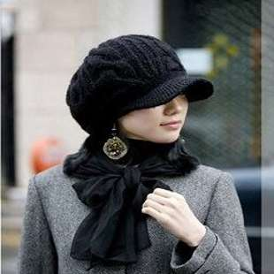 تصویر برای دسته کلاه زمستانی زنانه