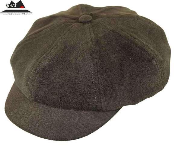 فروشگاه کلاه قاسمی کلاه کپ فرانسوی(فُتر-قهوای)