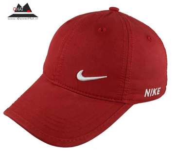 تولیدی کلاه قاسمی- کلاه کپ بیسبالی(قرمز)