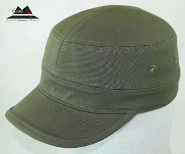 تولیدی کلاه قاسمی - کلاه کپ کوبایی(سبز)