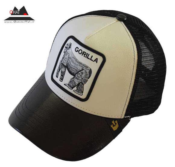 فرشگاه کلاه قاسمی-کلاه کپ(گورین)gorilla